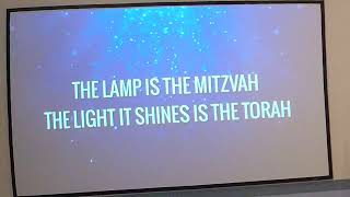Shabbat Sermon - December 1 2018