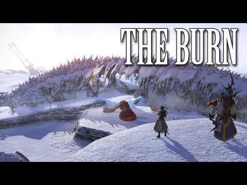 FFXIV OST The Burn ( A Land Long Dead )