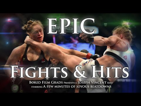 EPIC Fights & Hits (EXTENDED)