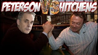 Jordan Peterson VS Christopher Hitchens - Were The Nazis Atheists?