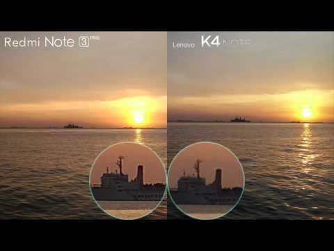 Redmi Note 3 Pro vs Vibe K4 Note (A7010) Camera Review, Comparison