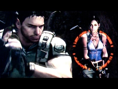 RE5 Delivers Total Boob Awareness at Press of a Button