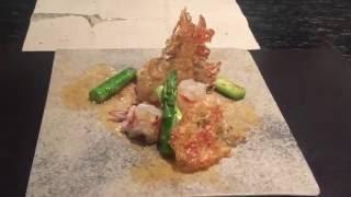 Master at work: Teppanyaki Chef at The Ritz Carlton Tokyo