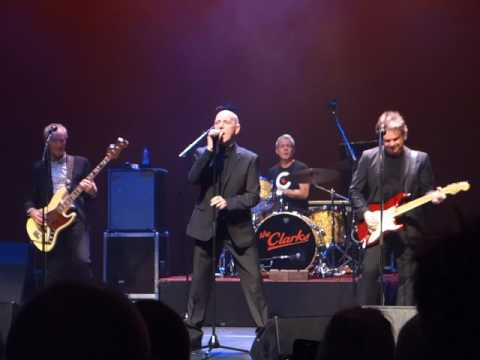 Frans Krassenburg & The Clarks - Sound Of The Screaming Day - Oude Luxor, 13-01-2017