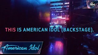 American Idol Behind the Scenes Tour - American Idol 2018 on ABC - Video Youtube