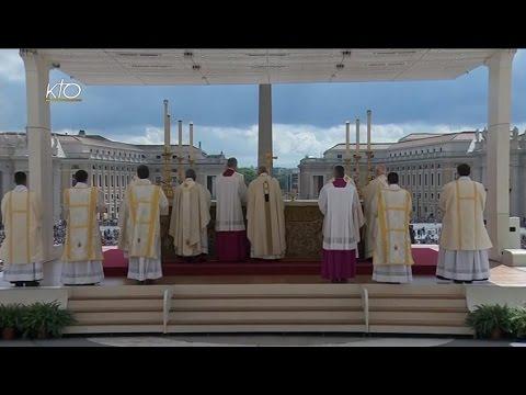 Messe pour le Jubilé des prêtres - Sacré Coeur de Jésus