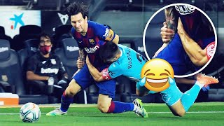 6 Ways To Stop Leo Messi According To Defenders   Oh My Goal