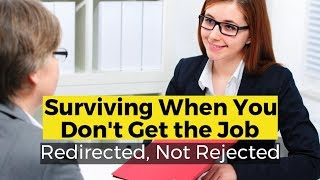 View the video How to Survive When You Don't Get the Nursing Job