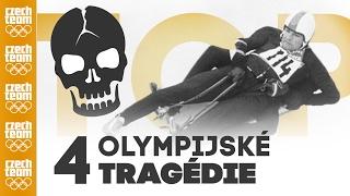 Největší tragédie zimních olympiád