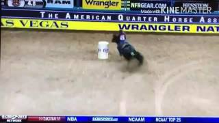 Barrel Racing Music Video- Country Girl (shake It For Me )