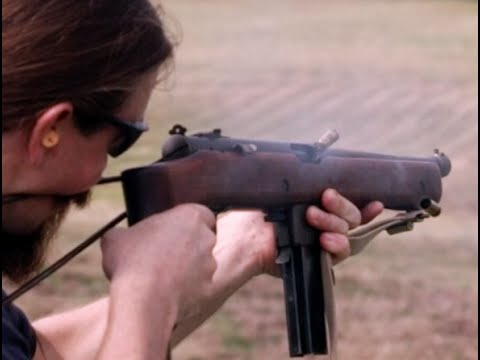 Reising M55 SMG Video – Forgotten Weapons