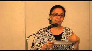 Jo-Ann Diosana at Doing development differently: Philippines workshop