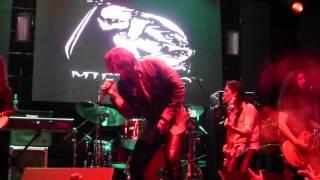Miljenko Matijevic She's Gone en Lima Perú Steelheart 14/11/2013