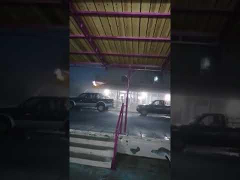 Μπουρίνι στην Ημαθία την 10η Ιουλίου 2019