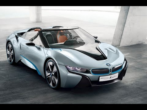 Bmw I8 Coupe Купе класса A - рекламное видео 3
