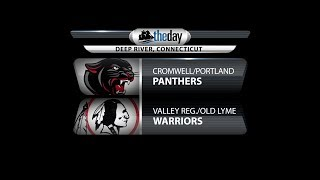 Full game: Cromwell/Portland at Valley/Old Lyme football
