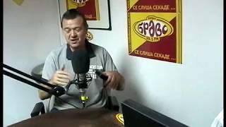 Nenad Skrchevski od Agatsu vo Radio Bravo