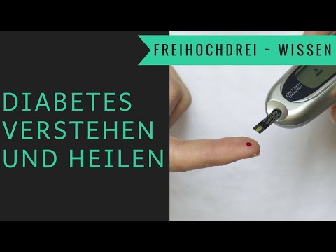 Vanadium als Heilmittel für Diabetes