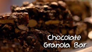 Chocolate Granola Bar | Granola Bars Recipe | Teachers Day Special | Recipe By Amrita Raichand