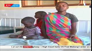 More than 50 people admitted in Samburu County hospital after consuming camel meat