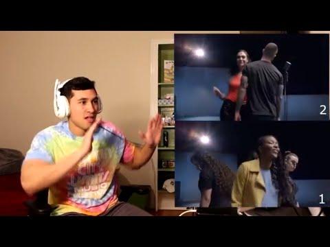 Maroon 5 - Girls Like You ft. Cardi B  - COMPARISON!!!