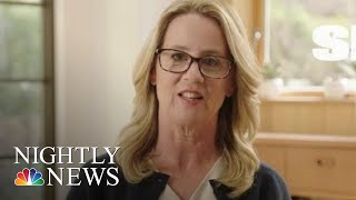 Christine Blasey Ford Speaks Out Publicly For First Time Since Kavanaugh Hearing | NBC Nightly News