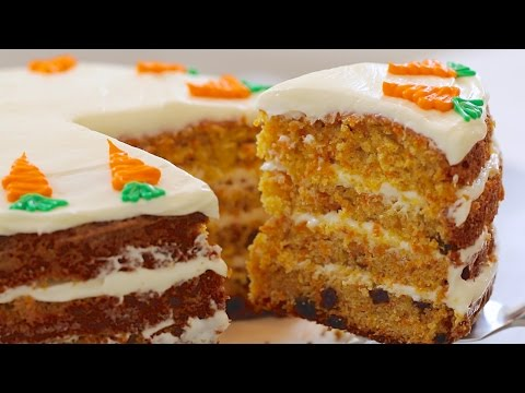 Gemma's Best-Ever Carrot Cake | Bigger Bolder Baking