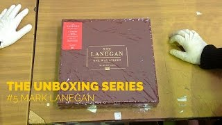 The Unboxing Series #5   Mark Lanegan - One Way Street boxset