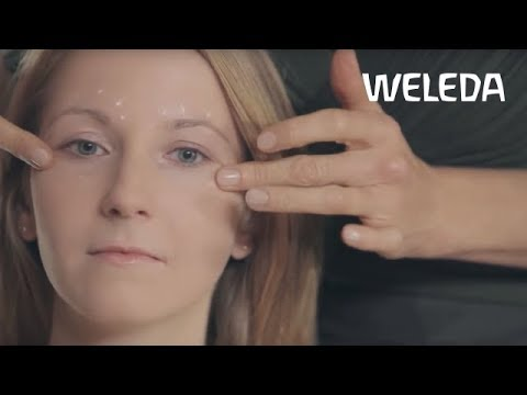 WeledaTutorial: Pflege der Augenpartie