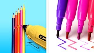 25 WEIRD BUT USEFUL DIY CRAFTS
