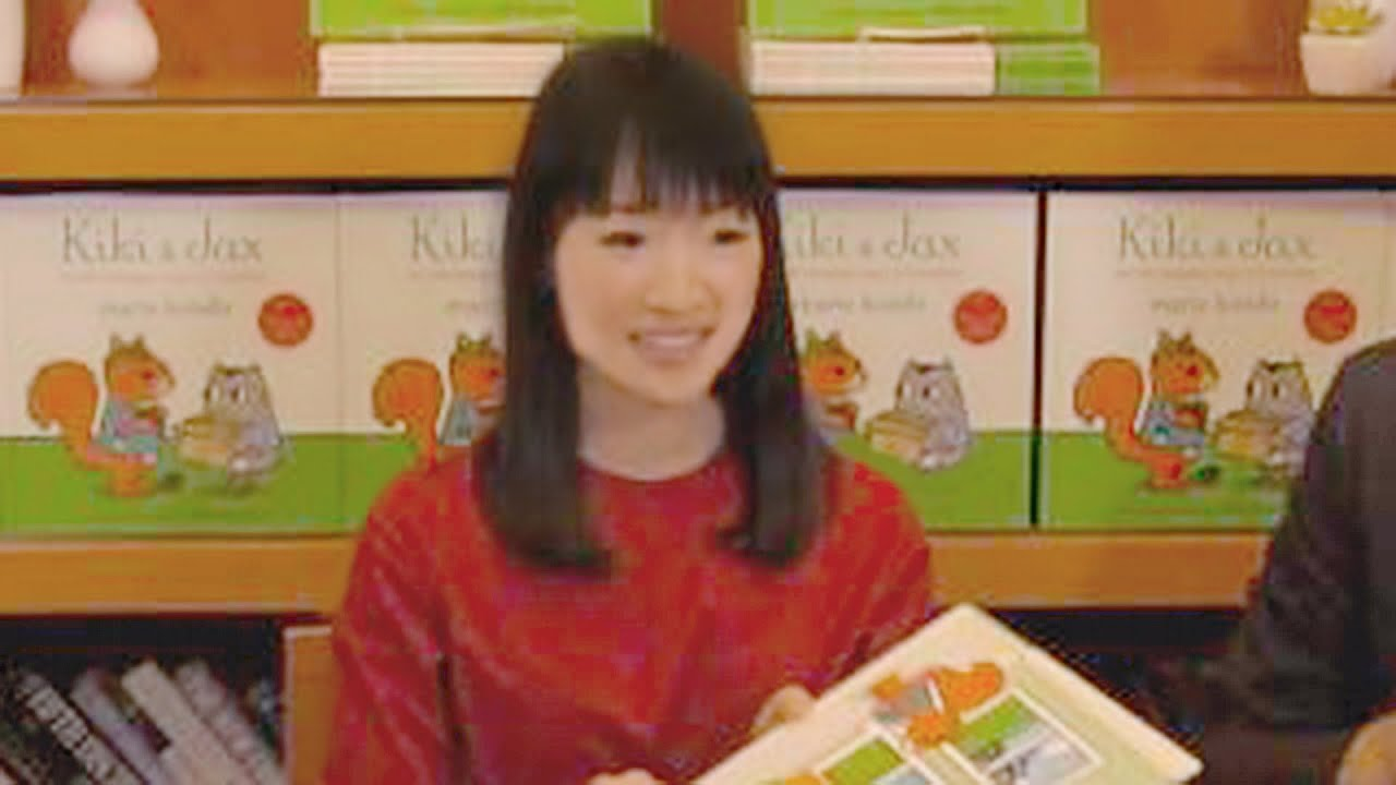 Kiki & Jax: The Life-Changing Magic of Friendship by Marie Kondo