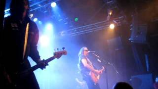 """Ace Frehley """"Outer Space""""; live in Helsinki; 02.12.09"""
