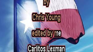 Text Me Texas Karaoke Chris Young