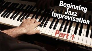 Dave Frank [Piano] - Inicios en la improvisación en el jazz [1 2 3 4]