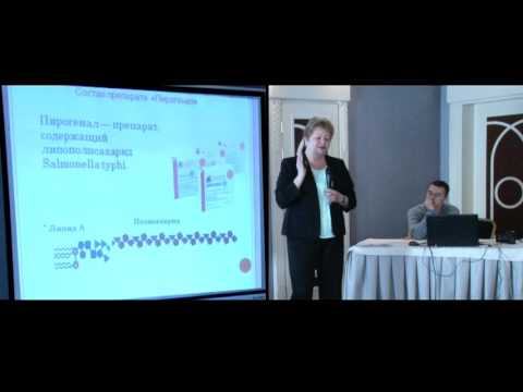 Иммунотерапия хронических воспалительных заболеваний в гинекологии  Левицкая Д С
