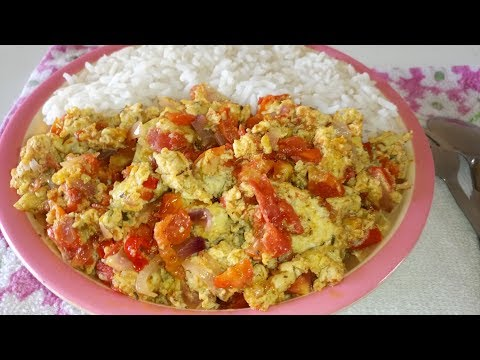 Egg Stew Recipe: How to Make Egg Stew for Yam/Rice