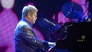 Elton John Tiny Dancer Dedicates Song To Lily Mae