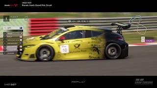 Gran Turismo™SPORT - Brands Hatch GP Renault Megane Trophy Gr4 (online race)