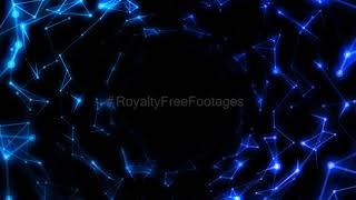 motion background | progressive background video | plexus background loop | Royalty Free Footages