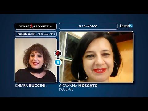 Anteprima del video Giovanna MOSCATOAli d'indaco