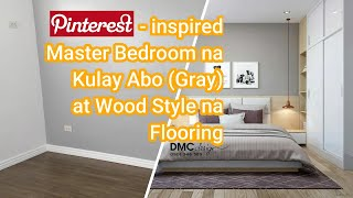 Empty Room Tour | Gray Master Bedroom In A Bungalow House - Philippines