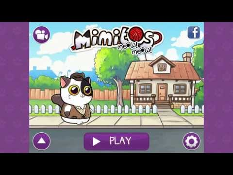 Vídeo do Gato Mimitos - Mascota Virtual