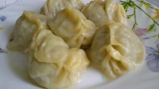 Как приготовить манты узбекские, но по русски! рецепт приготовления