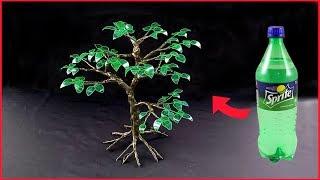 Easy DIY Bottle Tree | Bottle Crafts Idea | MissDIY Star