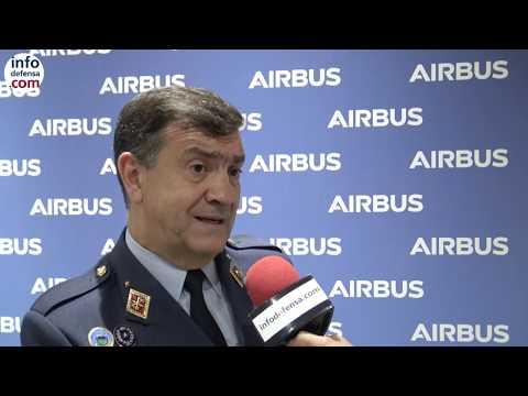 El Ministerio de Defensa y Airbus Defence & Space actualizan la situación del programa Eurofighter