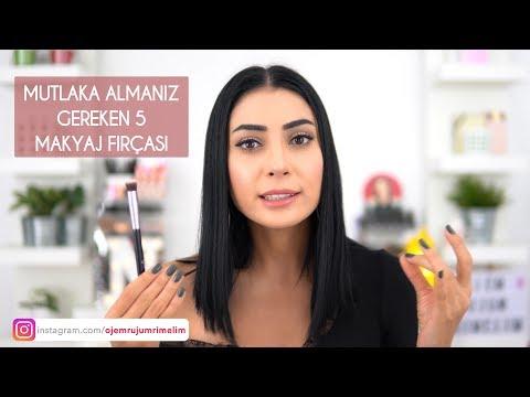Makyaj Fırçaları | Mutlaka Almanız Gereken 5 Temel Fırça 🖌️💁💄