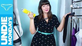 7 Stocking and Suspender Hacks | Garters and Suspenders | Undie Mondays