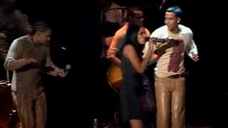 Obsesion - Aventura (Live in The United Palace junto a Judy Santos y Tobby Love)