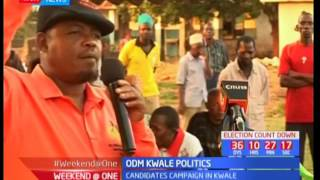 ODM Kwale Politics : Candidates campaign in Kwale