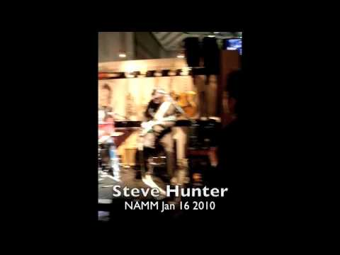 Steve Hunter: Slow Blues Jan 2010